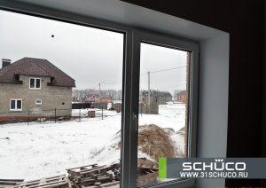 Установка и отделка откосов. Тёплые пластиковые откосы на окна.