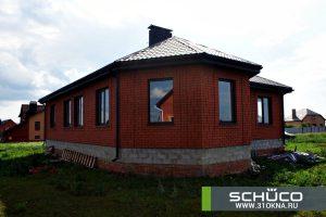 Пластиковые окна фото выполненных проектов в Белгороде и области