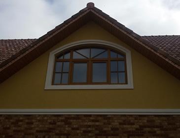 №2 — Дубовое, Белгород - Арочные окна