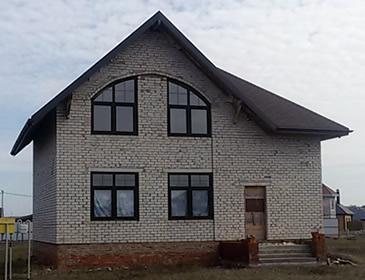 №2 - Новосадовый 41, Белгородский район - Арочные окна